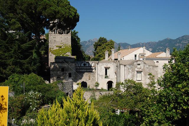 Hotel Villa Cimbrone Restaurant