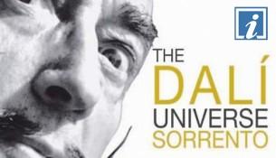 Salvador Dali in Sorrento