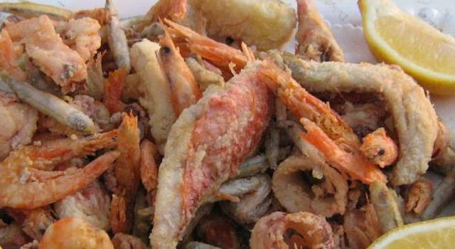 Seafood fry recipe