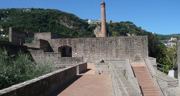 Ancient walls of Sorrento