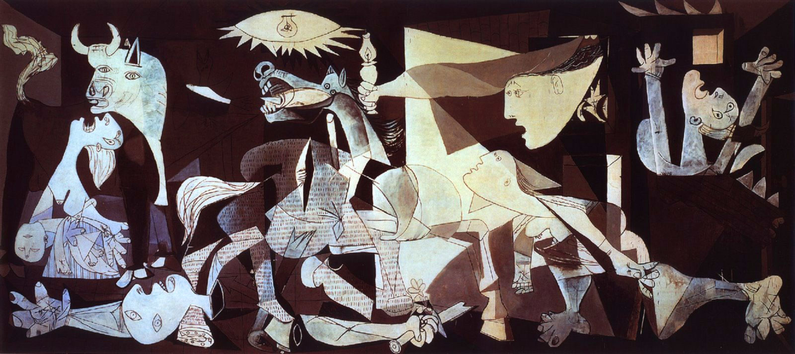 Exhibiotn of Pablo Picasso in Sorrento