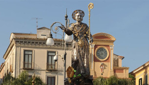 Feast of Saint Anthony in Sorrento