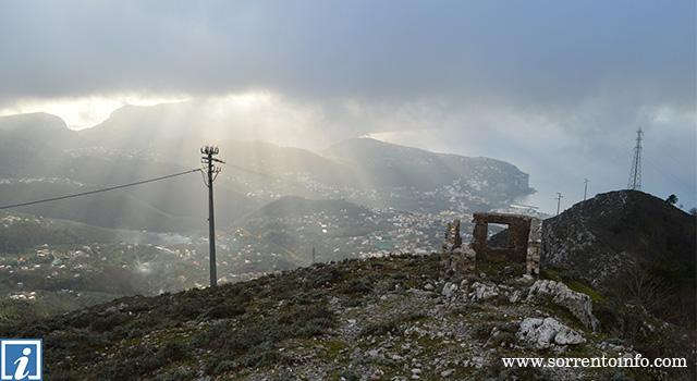 Vico Equense - Sorrento - Mount Faito